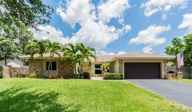 9801 NW 15th St, Plantation, FL 33322 (MLS #A10680200) :: United Realty Group