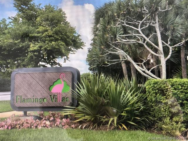 1461 NW 124th Ave #1461, Pembroke Pines, FL 33026 (MLS #A10680228) :: United Realty Group