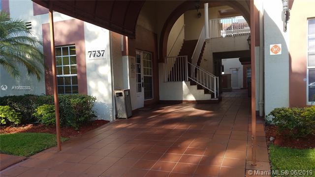 7737 N University Dr #101, Tamarac, FL 33321 (MLS #A10680380) :: The Brickell Scoop