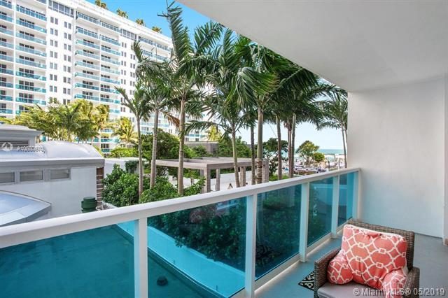2301 Collins Ave #419, Miami Beach, FL 33139 (MLS #A10680670) :: Green Realty Properties