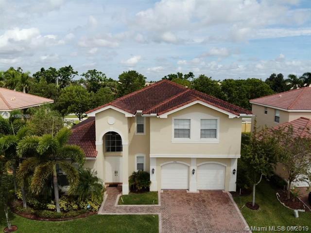 17951 SW 41 STREET, Miramar, FL 33029 (MLS #A10682183) :: EWM Realty International