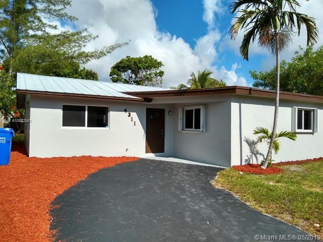4311 NE 12th Ave, Pompano Beach, FL 33064 (MLS #A10682541) :: Grove Properties