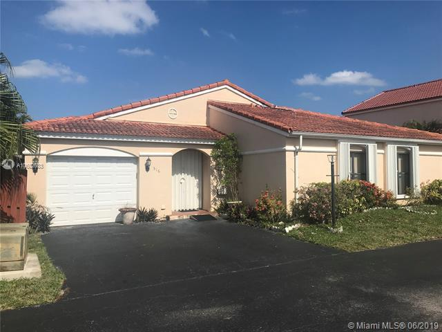 516 SW 88th Ct, Miami, FL 33174 (MLS #A10682683) :: Green Realty Properties
