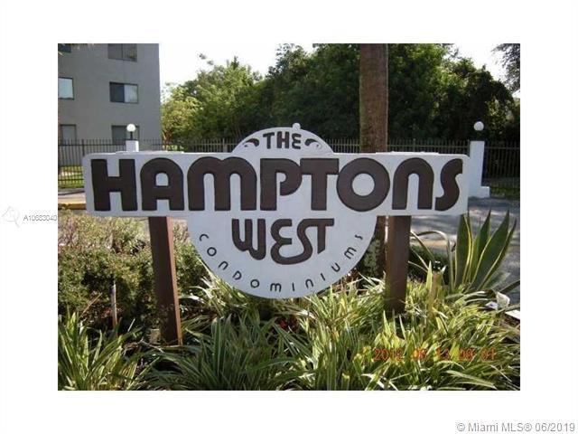 8000 Hampton Blvd #414, North Lauderdale, FL 33068 (MLS #A10683040) :: Grove Properties