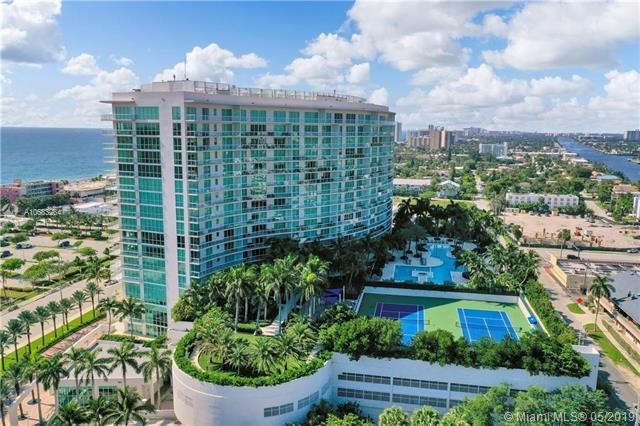 1 N Ocean Blvd #1508, Pompano Beach, FL 33062 (MLS #A10683264) :: The Brickell Scoop