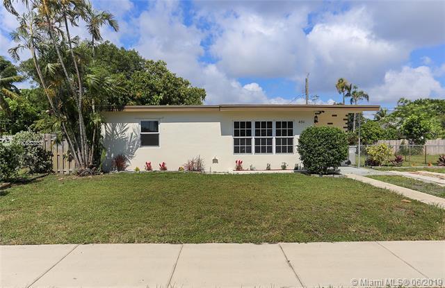 4511 NE 16th Ave, Pompano Beach, FL 33064 (MLS #A10683353) :: The Brickell Scoop