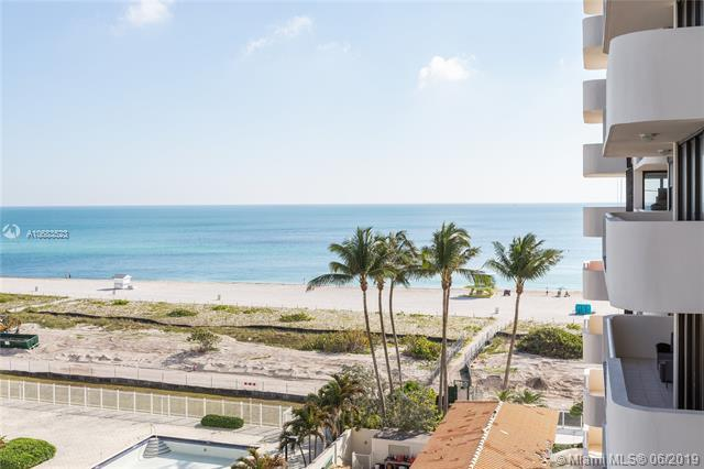 5757 Collins Ave #801, Miami Beach, FL 33140 (MLS #A10683523) :: Green Realty Properties