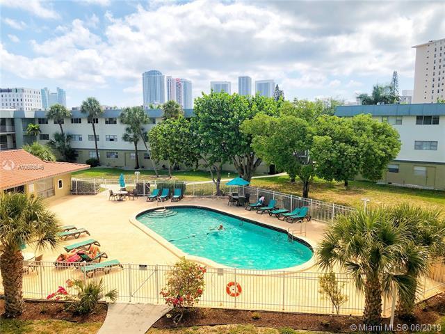 300 Layne Blvd #110, Hallandale, FL 33009 (MLS #A10683646) :: Green Realty Properties