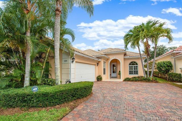 1415 James Bay Rd, Palm Beach Gardens, FL 33410 (MLS #A10683712) :: Grove Properties