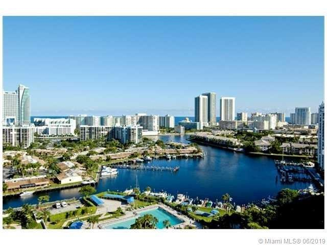 2500 Parkview Dr #915, Hallandale, FL 33009 (MLS #A10683850) :: The Brickell Scoop
