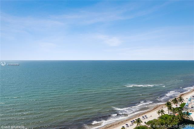 2030 S Ocean #2020, Hallandale, FL 33009 (MLS #A10683939) :: Ray De Leon with One Sotheby's International Realty