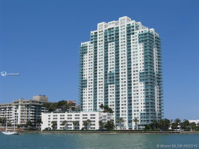 650 West Av #910, Miami Beach, FL 33139 (MLS #A10684405) :: Ray De Leon with One Sotheby's International Realty