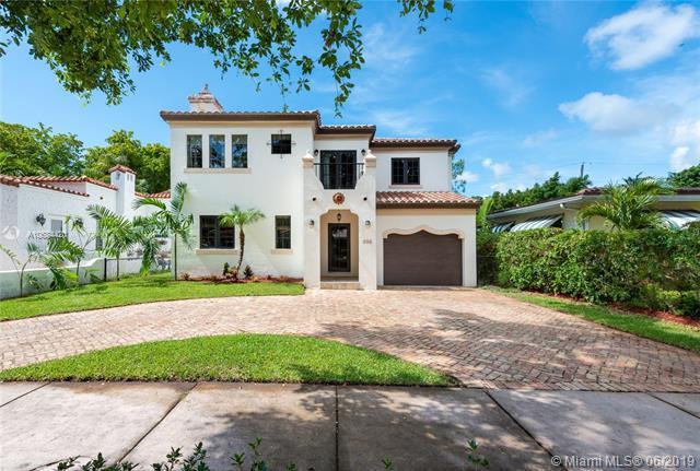 806 Milan Ave, Coral Gables, FL 33134 (MLS #A10684421) :: EWM Realty International