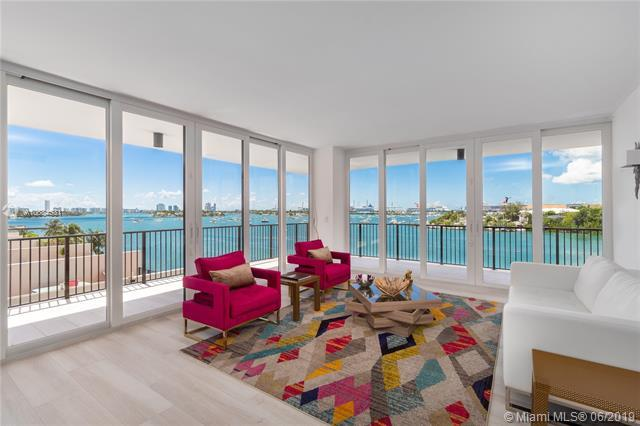 1000 Venetian Way #501, Miami, FL 33139 (MLS #A10684531) :: The Adrian Foley Group