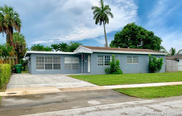 3843 NW 3rd Street, Lauderhill, FL 33311 (MLS #A10684591) :: The Teri Arbogast Team at Keller Williams Partners SW