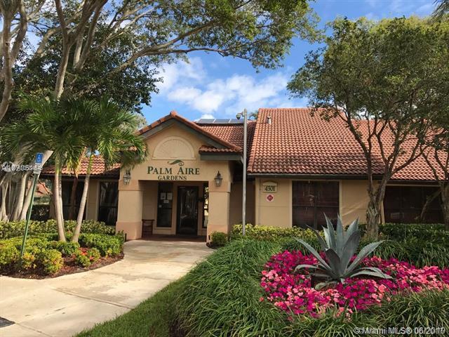 4421 W Mcnab Rd #15, Pompano Beach, FL 33069 (MLS #A10684645) :: Grove Properties