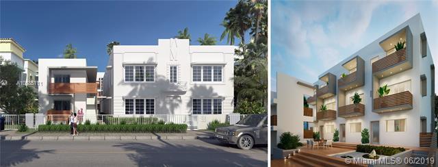 1610 Euclid Av #106, Miami Beach, FL 33139 (MLS #A10685111) :: Albert Garcia Team