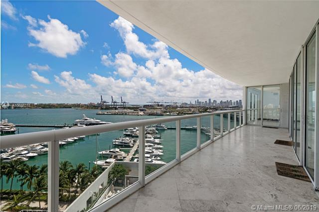 450 Alton Rd #1003, Miami Beach, FL 33139 (MLS #A10685318) :: Grove Properties