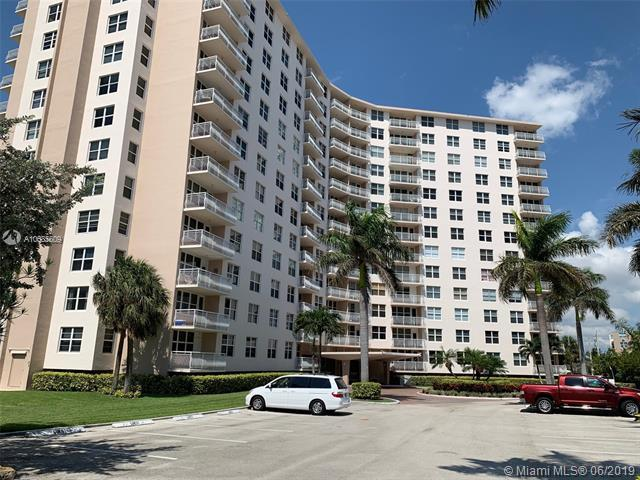 301 N Ocean Blvd #404, Pompano Beach, FL 33062 (MLS #A10685609) :: Green Realty Properties