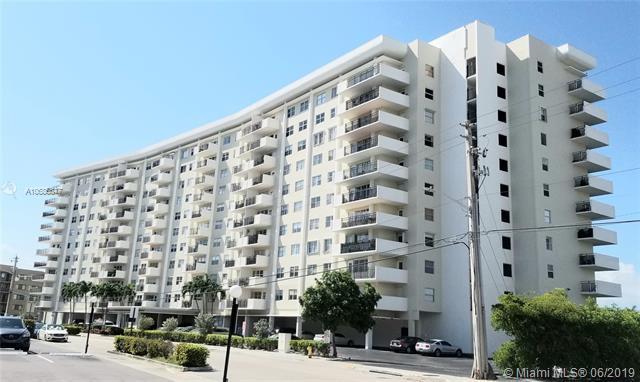 401 Golden Isles Dr #504, Hallandale, FL 33009 (MLS #A10685647) :: Grove Properties