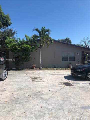 200 NW 7th St, Pompano Beach, FL 33060 (MLS #A10685712) :: Grove Properties