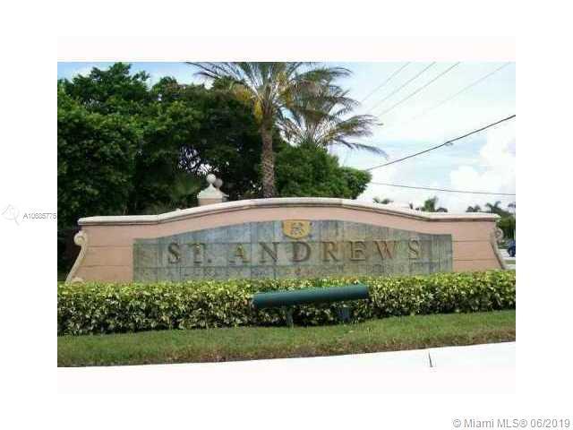 7910 N Nob Hill Rd #207, Tamarac, FL 33321 (MLS #A10685775) :: The Brickell Scoop