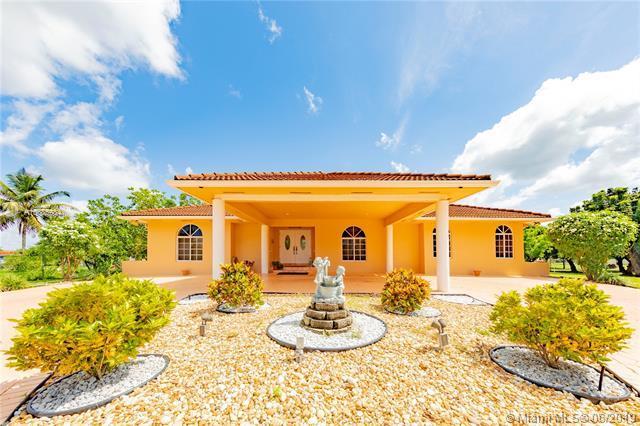21341 SW 246th St, Homestead, FL 33031 (MLS #A10685934) :: Grove Properties