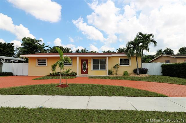 675 W 71st Place, Hialeah, FL 33014 (MLS #A10685966) :: The Jack Coden Group