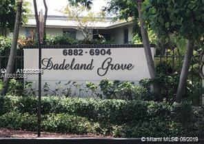 6900 N Kendall Dr A104, Pinecrest, FL 33156 (MLS #A10686336) :: The Riley Smith Group