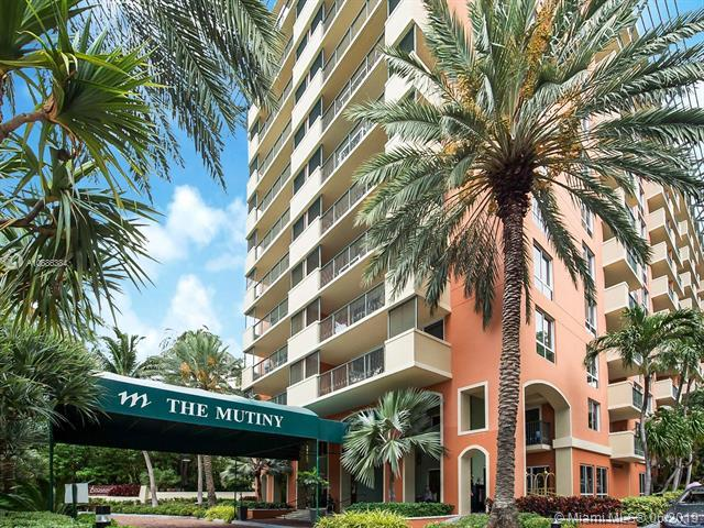 2951 S Bayshore Drive #207, Coconut Grove, FL 33133 (MLS #A10686384) :: The Adrian Foley Group