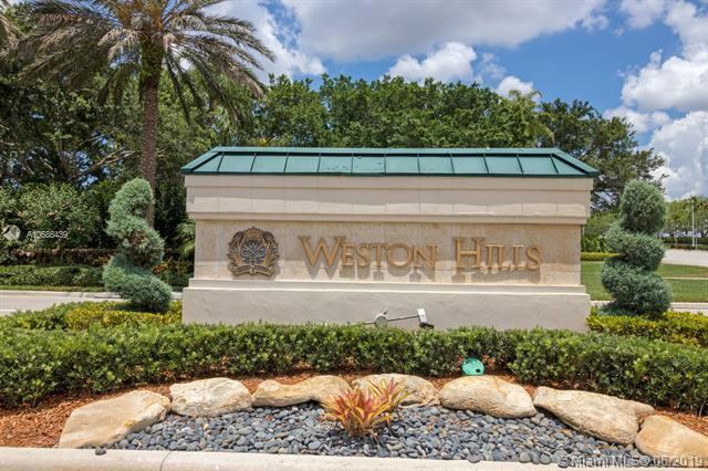 3213 Huntington, Weston, FL 33332 (MLS #A10686439) :: Grove Properties