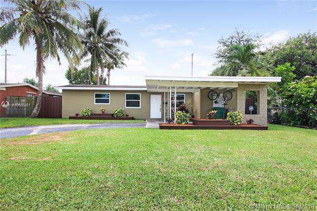7760 NW 31st St, Davie, FL 33024 (MLS #A10686851) :: Green Realty Properties