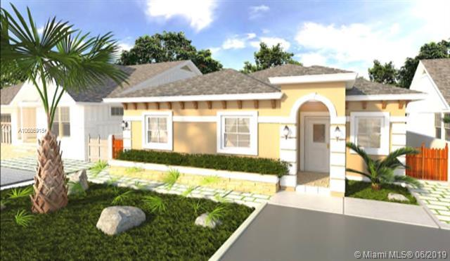 836 NW 63rd St, Miami, FL 33150 (MLS #A10686915) :: The Jack Coden Group