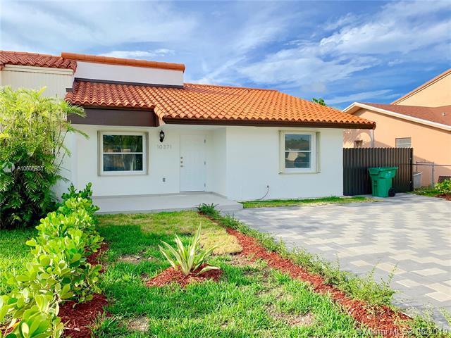 10371 SW 12th St, Miami, FL 33174 (MLS #A10686933) :: Green Realty Properties