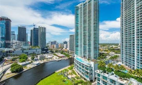350 S Miami Ave #3512, Miami, FL 33130 (MLS #A10687097) :: The Jack Coden Group