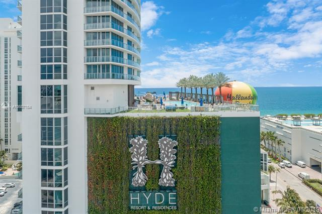 4111 S Ocean Dr #3506, Hollywood, FL 33019 (MLS #A10687154) :: Lucido Global