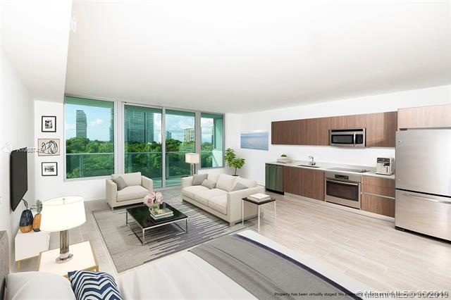 1600 SW 1st Ave #611, Miami, FL 33129 (MLS #A10687409) :: The Brickell Scoop