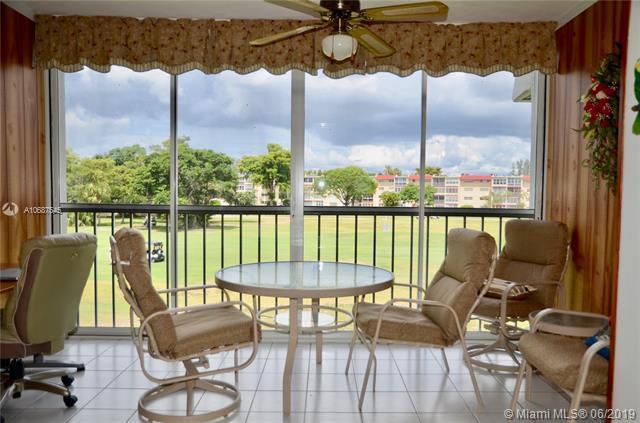 7847 Golf Cir Dr #303, Margate, FL 33063 (MLS #A10687545) :: Green Realty Properties