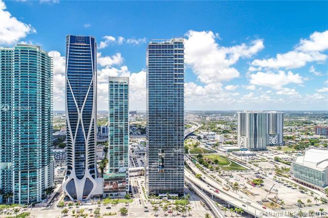 1100 Biscayne Blvd #5505, Miami, FL 33132 (MLS #A10687657) :: The Adrian Foley Group