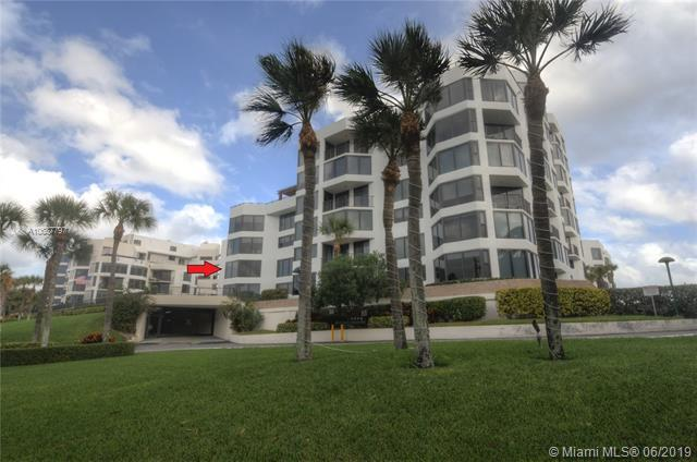 2575 S Ocean Blvd 208S, Highland Beach, FL 33487 (MLS #A10687797) :: Grove Properties