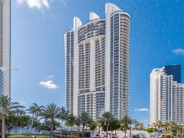 18101 Collins Ave #1708, Sunny Isles Beach, FL 33160 (MLS #A10687898) :: The Paiz Group