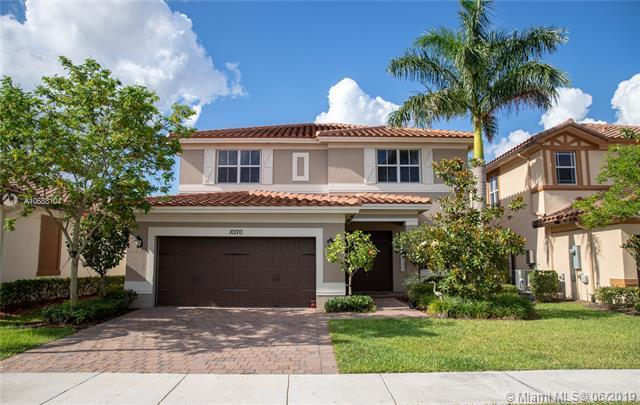 10170 Lake Vista Ct, Parkland, FL 33076 (MLS #A10688104) :: Grove Properties