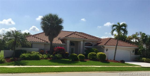 11368 Boca Woods Ln, Boca Raton, FL 33428 (MLS #A10688437) :: EWM Realty International
