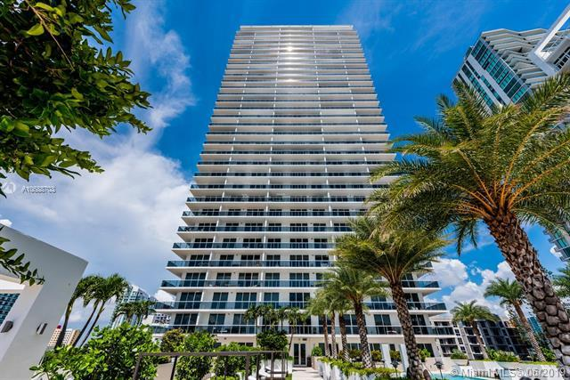 600 NE 27th St #2503, Miami, FL 33137 (MLS #A10688703) :: Grove Properties