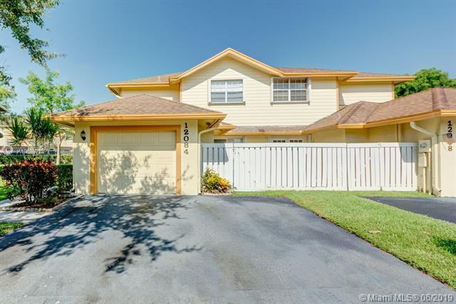 12084 NW 42nd St None, Sunrise, FL 33323 (MLS #A10688712) :: The Brickell Scoop