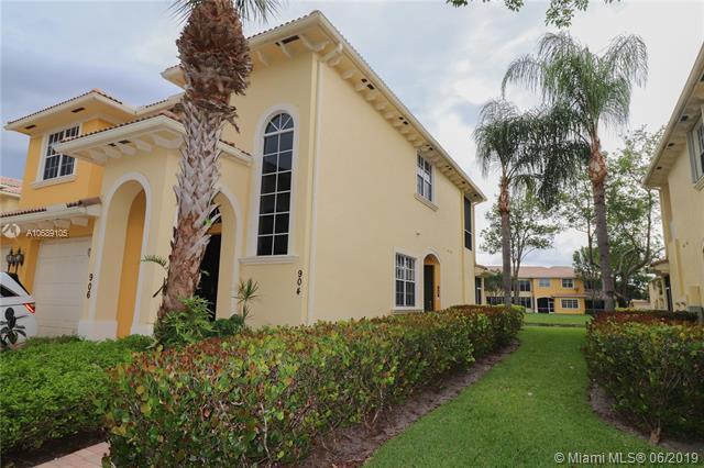 6380 Bella Cir #904, Boynton Beach, FL 33437 (MLS #A10689105) :: The Paiz Group