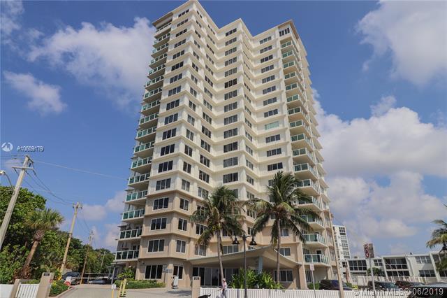 1151 N Fort Lauderdale Beach Blvd 11C, Fort Lauderdale, FL 33304 (MLS #A10689179) :: The Brickell Scoop