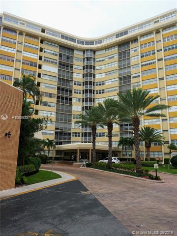 100 Golden Isles Dr #210, Hallandale, FL 33009 (MLS #A10689337) :: United Realty Group