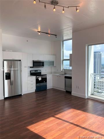 133 NE 2nd Ave #2801, Miami, FL 33132 (MLS #A10689365) :: EWM Realty International