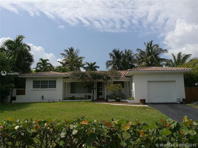 1070 NE 105th St, Miami Shores, FL 33138 (MLS #A10689390) :: The Jack Coden Group
